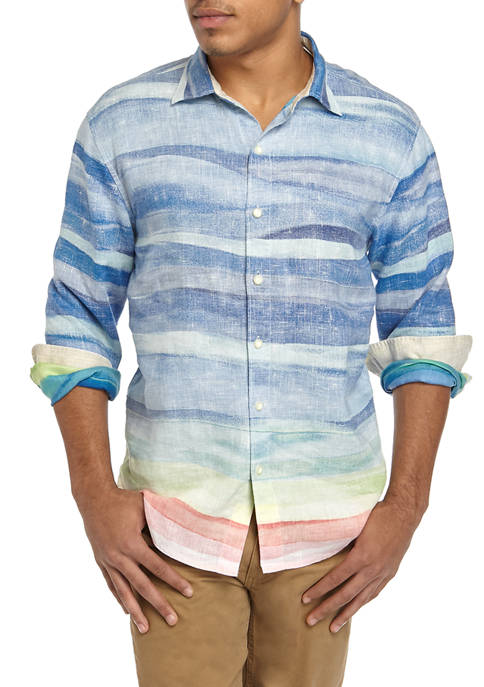 Mens Soleil Horizon Shirt