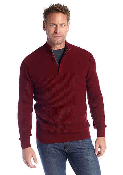 Tommy Bahama® Island Luxe Half Zip Sweater ...