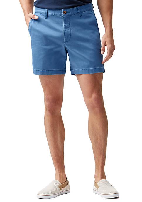 Tommy Bahama® Boracay 6 in Chino Shorts
