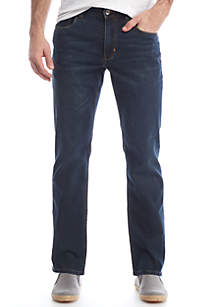 Sand Drifter Authentic Straight Leg Jeans