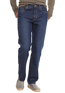 Barbados Authentic Straight Jeans