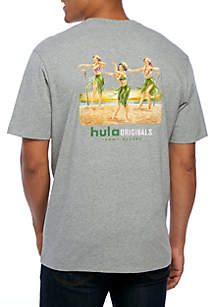 Short Sleeve Hula Originals Tee