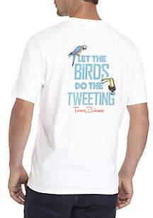 Birds Do the Tweeting Tee