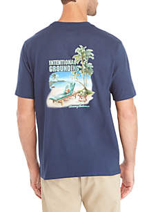 Intentional Grounding Short Sleeve Tee