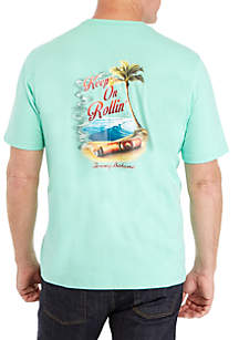 Tommy Bahama® Keep On Rollin' Short Sleeve Tee