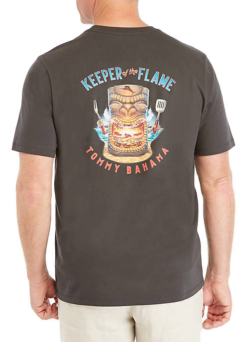 Keeper of the Flame Short Sleeve Tee