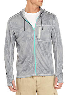 Tommy Bahama® Island Active Forte Fronds Zip Jacket