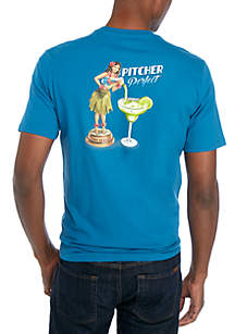 Tommy Bahama® Pitcher Perfect Graphic T Shirt