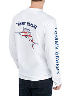 Tommy Bahama® Independence Marlin Lux Tee