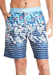 Tommy Bahama® Baja Daybreak Fade Swim Trunks