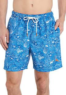 c97d0d7945 ... Tommy Bahama® Naples 6 in Tiki Luau Swim Trunks