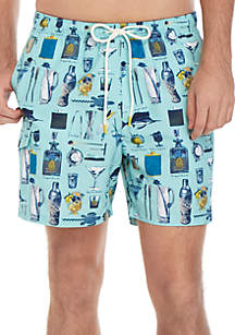 4a1df8c32d ... Tommy Bahama® Naples Well Stocked 6 in Swim Trunks