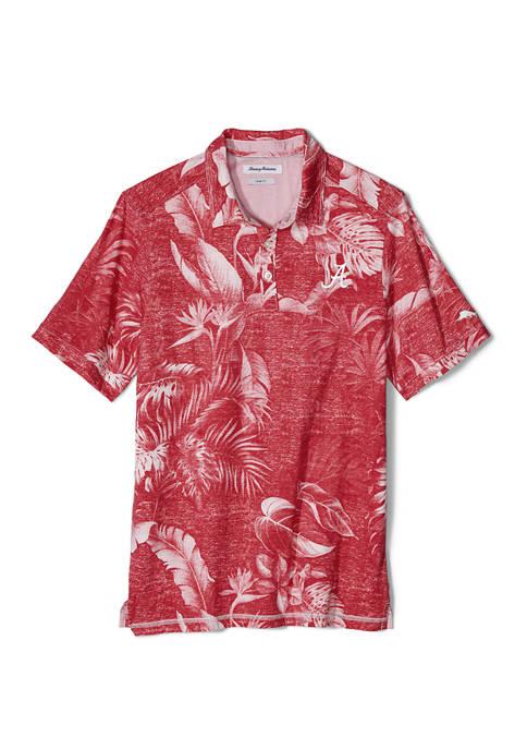 Mens University Parque Polo Shirt