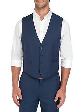 Twill Natural Stretch XFit Vest Separate