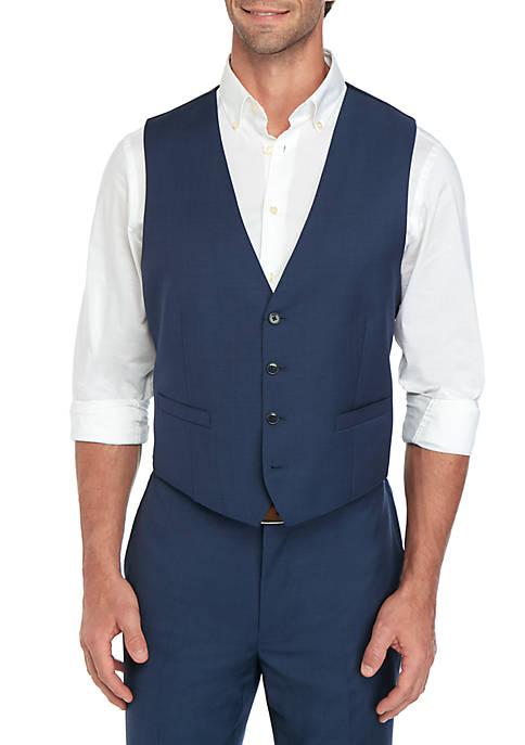 Calvin Klein Twill Natural Stretch XFit Vest Separate