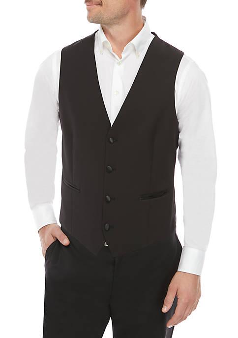 Calvin Klein XFit Tuxedo Vest Separate
