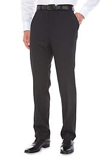Calvin Klein Stretch Flat Front Pants