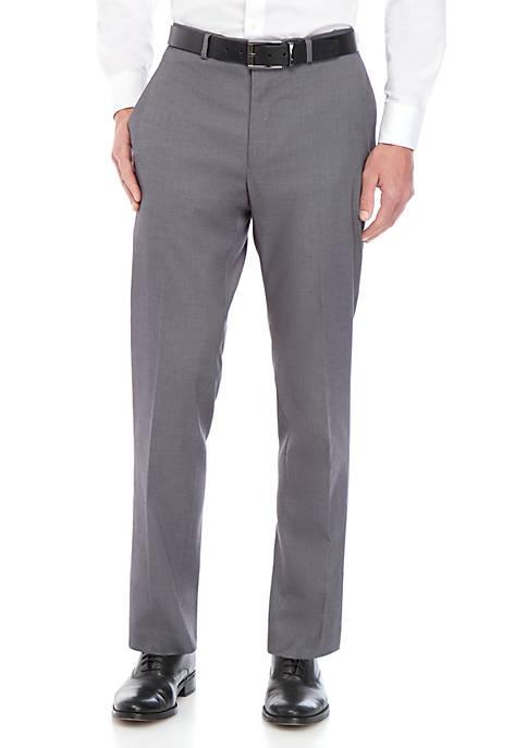Calvin Klein Sharkskin Slim Pants