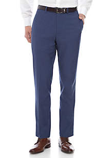 Calvin Klein Blue Pants Suit Separates