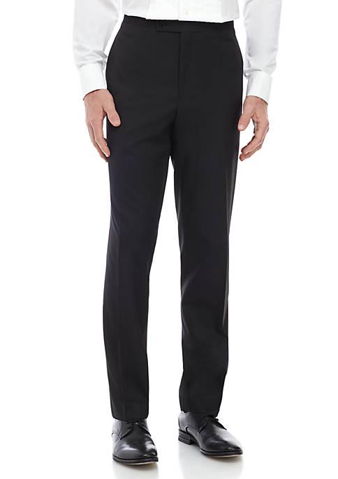 Calvin Klein Black Tuxedo Pants