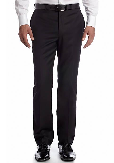 Calvin Klein Slim Fit Flat Front Suit Separate