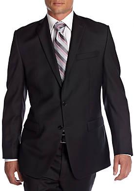 Slim Fit Solid Suit Separate Coat