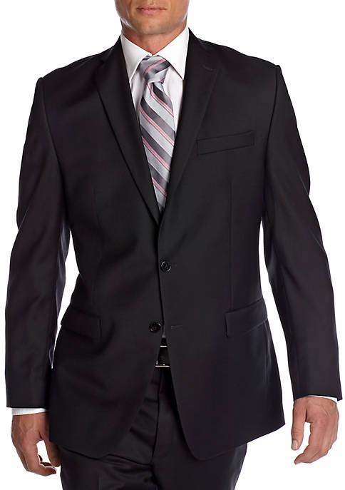 Calvin Klein Slim Fit Solid Suit Separate Coat