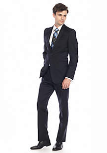 Calvin Klein Extreme Slim-Fit Solid Suit
