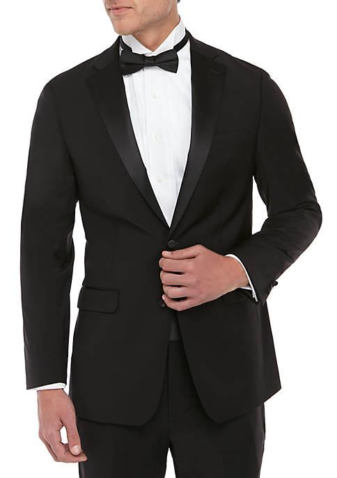Calvin Klein Slim Xfit Tuxedo Jacket
