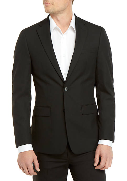 Black Coat Suit Separate