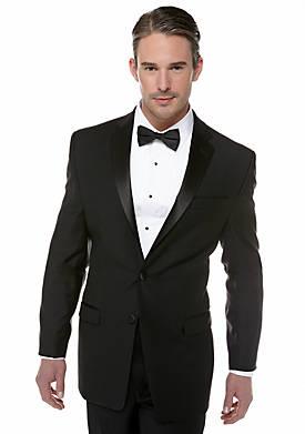 Slim Fit Tuxedo Coat