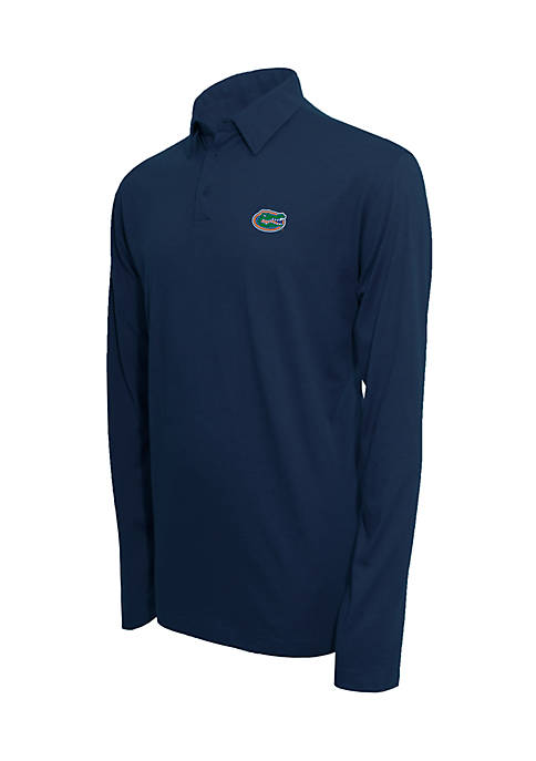Campus Specialties Florida Gators Long Sleeve Polo Shirt