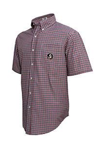 Florida State Seminoles Dual-Color Check Shirt