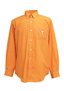 Tennessee Volunteers Long Sleeve Woven Shirt