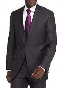 Classic-Fit Suit Separate Coat