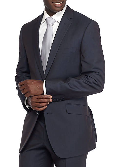 Madison Slim-Fit Suit Separate Coat
