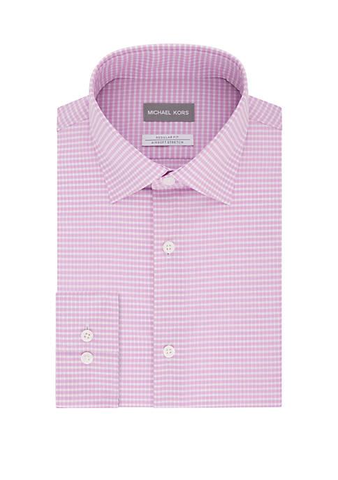 MICHAEL Michael Kors Regular Fit Stretch Dress Shirt