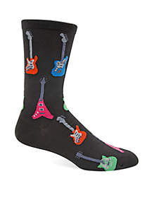 Electric Guitars Socks