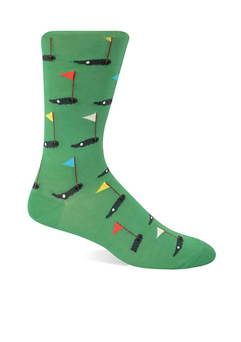 Hot Sox® Golf Socks Single Pair