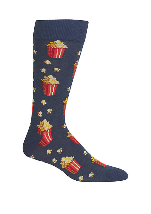 Hot Sox® Popcorn Socks