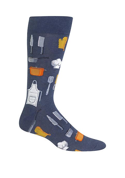 Chef Crew Socks
