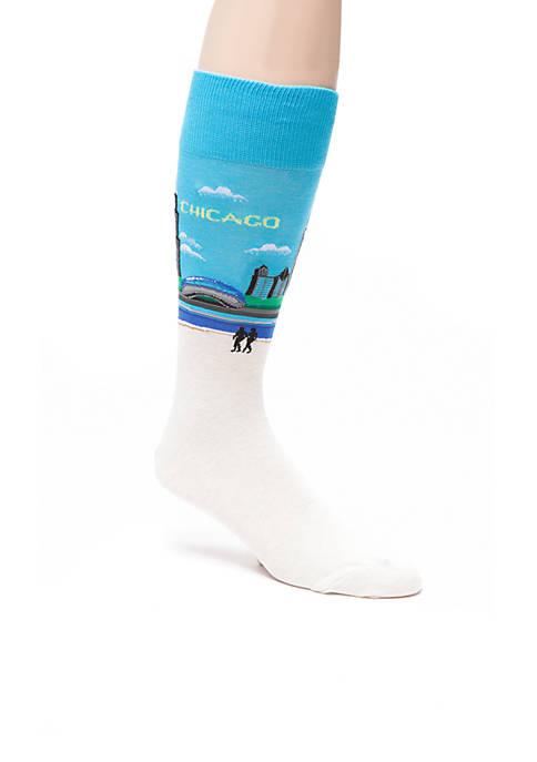 Hot Sox® Chicago Socks
