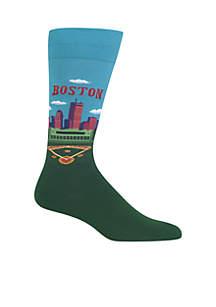 Boston Socks