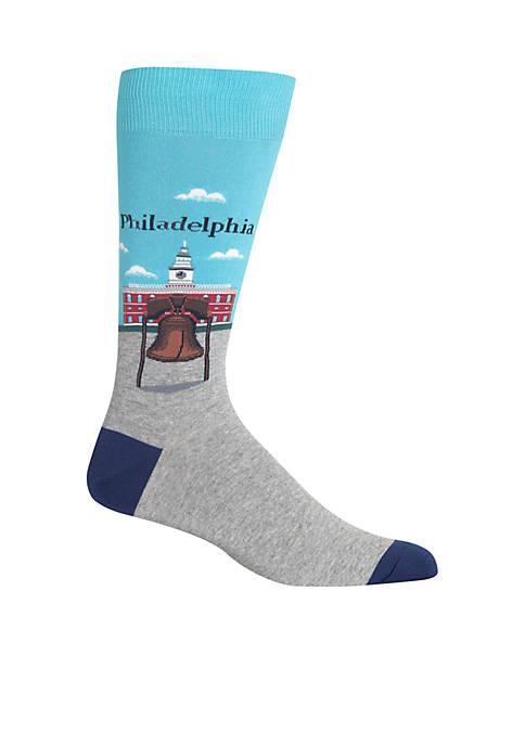 Hot Sox® Philadelphia Crew Socks