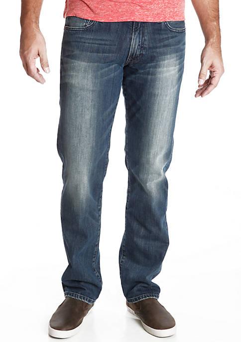 Lucky Brand 221 Original Straight Jean