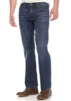 Lucky Brand 361 Vintage Straight Fit Greenfield Jeans