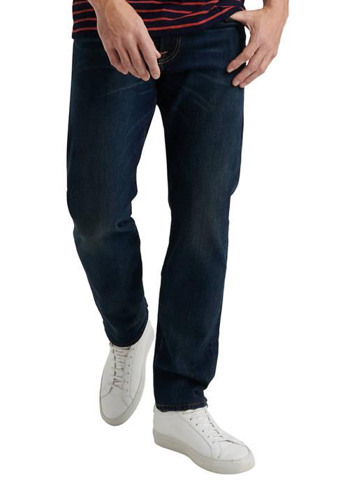 Lucky Brand Juniors Manteca Slim Straight Fit Jeans