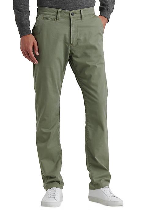 Lucky Brand 410 Coolmax Chino Pants