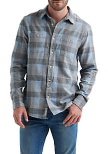 Long Sleeve Mason Workwear Shirt