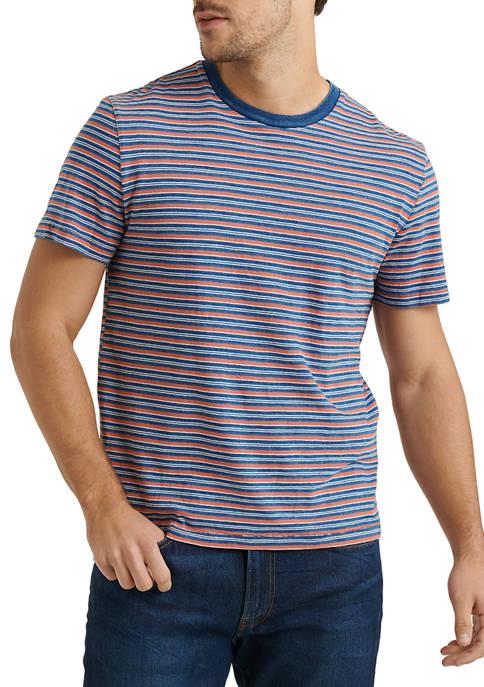 Indigo Stripe T-Shirt
